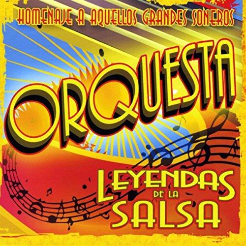 Pedro Rumba - Orquesta Leyendas De La Salsa