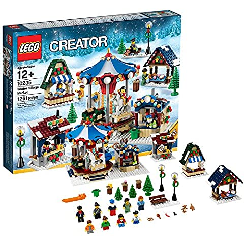 Lego Creator 10235 - Winter Village Market