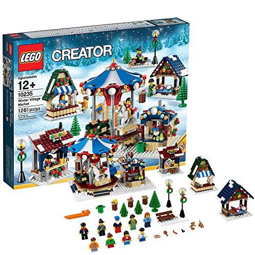 LEGO Creator 10235 - Winterlicher Markt (Lego 10229)