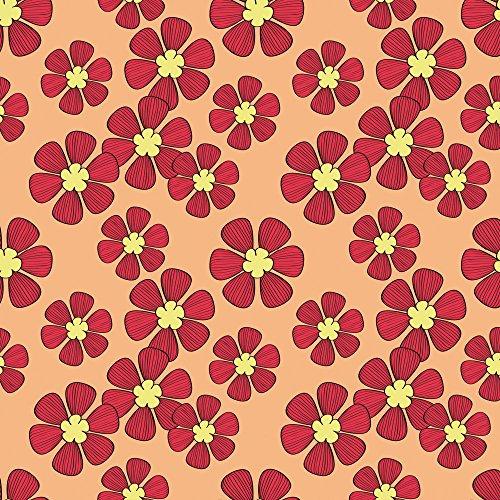 Apple iPhone SE Case Skin Sticker aus Vinyl-Folie Aufkleber Blumen Flower Bunt DesignSkins® glänzend