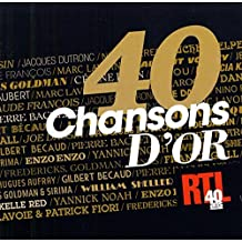 RTL : 40 Chansons D'Or