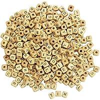 Buchstabenketten Buchstabenkette Holzwürfel Buchstabenwürfel Holz NEU 7553 OVP