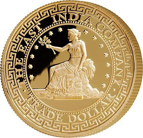 Power Coin US Vereinigte Staaten Trade Dollar 1 Oz Silber Münze 250$ Niue 2019