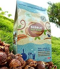 Bubblenutwash - Natural Dishwash Powder,Soapnuts, 250gm