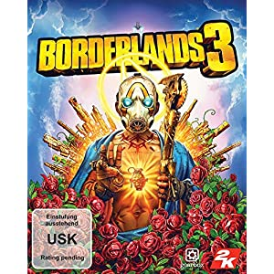 Borderlands 3 – Standard Edition Code in der Box – [PC]