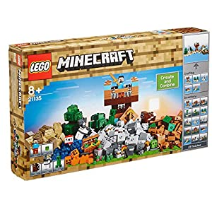 LEGO Minecraft 21135 – Die Crafting-Box 2.0