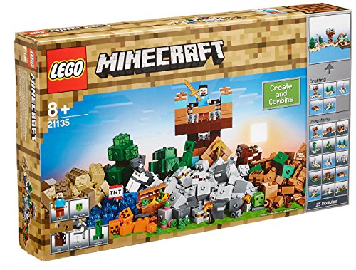LEGO Minecraft – Die Crafting-Box 2.0