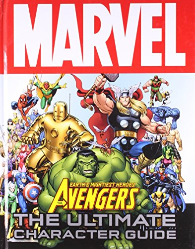 Marvel Avengers The Ultimate Character Guide (Dk) by DK (1-Oct-2010) Hardcover