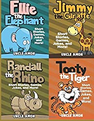 Safari Collection: Short Stories, Games, Jokes, and More! (Fun Time Reader) by Uncle Amon (2016-07-10)
