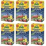6 x 1 kg ETISSO Schnecken-Linsen Profi-Pack Schneckenmittel