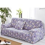 Anti-rutsch-schutzhüllen,Möbel protector Hohe elastizität haustiere und kinder couch abdeckung Schnittsofa werfen pad-O 1 Seater(35*55inch)