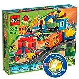 LEGO DUPLO 10508–Eisenbahn Super Set
