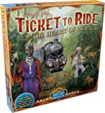Ticket to Ride: Heart of Africa Map Collection Volume 3 - Juego de mesa (en inglés)