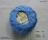 10 gr. Perlgarn Farbe: 145, Stärke 8, Fabrikat: Anchor, Hardanger