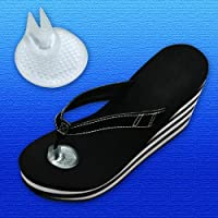 Silipos Sandal Gel Toe Protector | 1 Pair | One