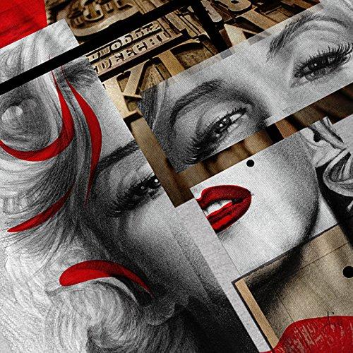 Monroe Célèbre Célébrité Femme S-2XL Sweat à capuche le dos | Wellcoda Gris