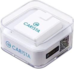 Carista Bluetooth OBD2 Adapter, Scanner und App: Diagnose, Individualisierung und Service mit Technologie in OEM-Qualität
