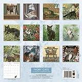 Image de Ivory Cats Wall Calendar 2015 (Art Calendar)