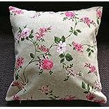 Sofakissen /Zierkissen Pink Roses