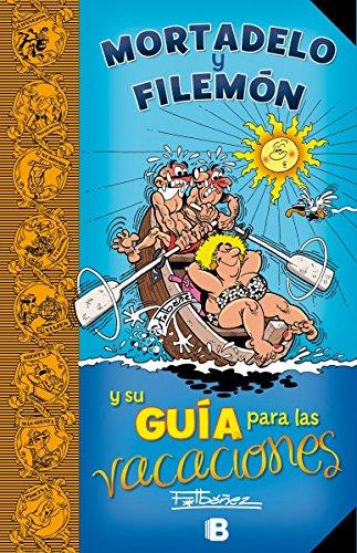 Mortadelo y Filemón y su Guía para las vacaciones (Guías para la Vida de Mortadelo y Filemón) (Bruguera)