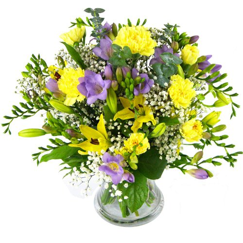 clare-florist-wonderful-freesia-and-lily-bouquet-fresh-flower-bouquet-full-of-gorgeous-blooms