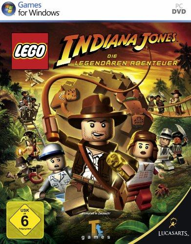 Lego Indiana Jones - Die legendären Abenteuer [Software Pyramide]