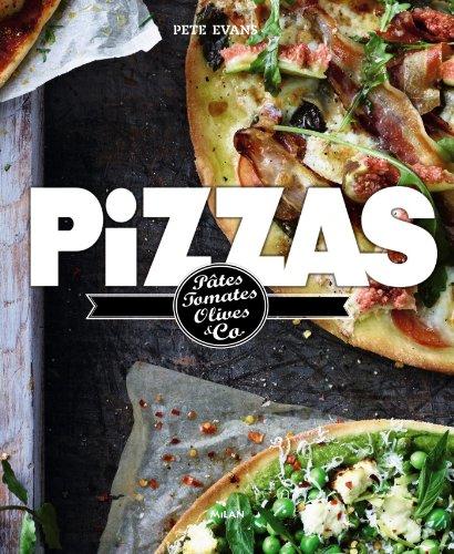 Pizza par Pete Evans
