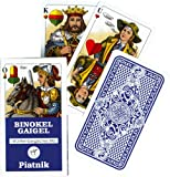 1823 - Piatnik Spielkarten - International - Binokel Gaigel