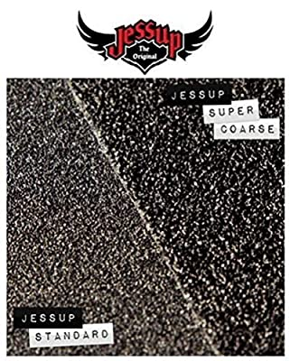 "Jessup Super Coarse black 11"" Griptape"