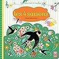 Les Quatre Saisons - Un livre son à toucher