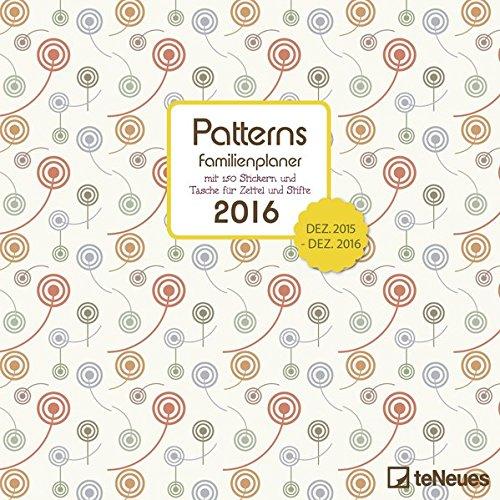 Patterns 2016 Familienplaner -