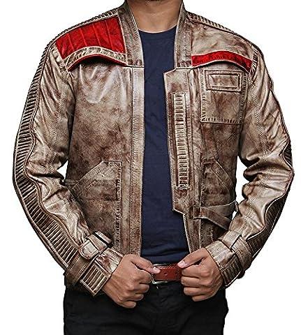Star Wars Force Awakens Finn Jacket Costume - John Poyega