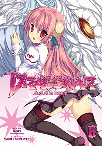 Dragonar Academy: Vol. 6