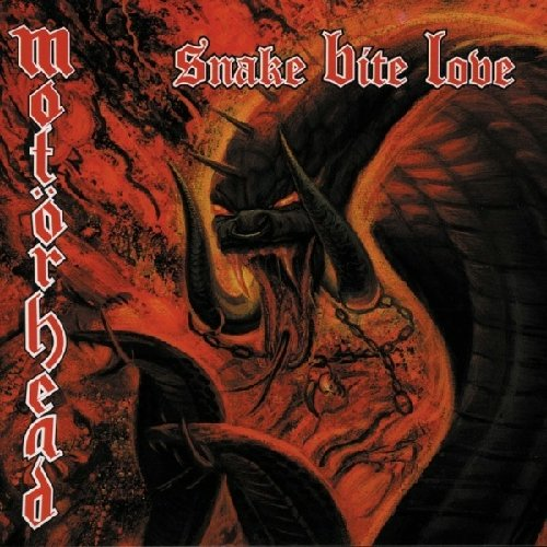 Motörhead: Snake Bite Love (Audio CD)