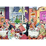 Wasgij Mystery 4 - Live Entertainment 1000 Piece Jigsaw Puzzle