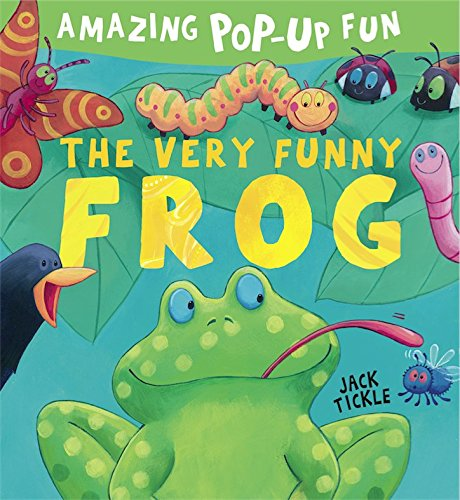 The Very Funny Frog por Jack Tickle