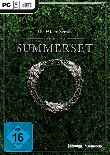 The Elder Scrolls Online: Summerset  Standard [PC] (Elder Scrolls Online-pc)