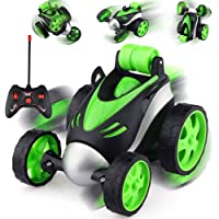 Toyshine Vibe Remote Control Car RC Stunt Vehicle 360°Rotating Rolling Radio Control Electric Race Car Boys Toys Kids…