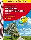 MARCO POLO Reiseatlas Deutschland 2019/2020 1:300 000, Europa 1:4 500 000 (MARCO POLO Reiseatlanten)