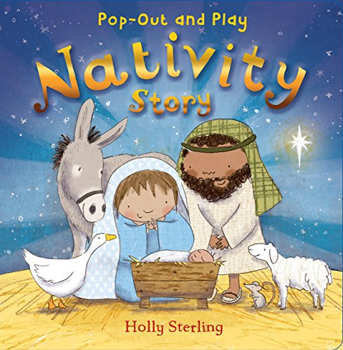 Pop-Out and Play Nativity Story