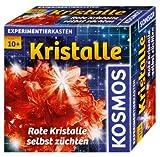 KOSMOS 656027 - Experimentierkasten - Rote Kristalle selbst zchten -