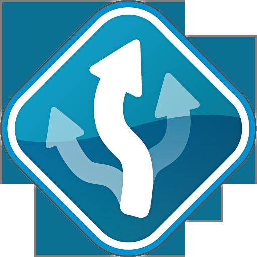 MapFactor Navigator (beta) Blackberry Maps