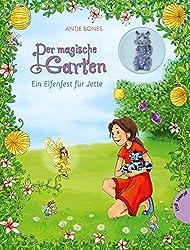 Der magische Garten 3: Ein Elfenfest für Jette