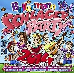 Ballermann Schlagerparty 2014