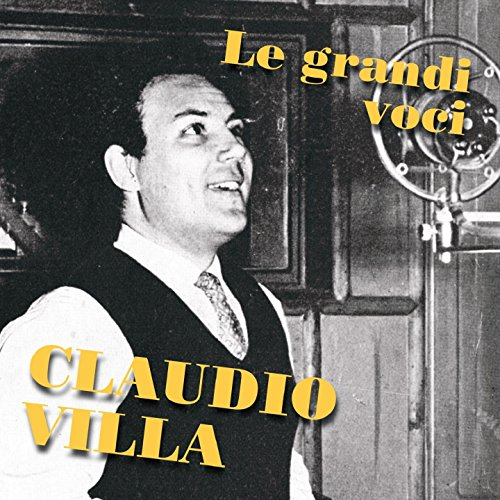 Claudio Villa (Le grandi voci)