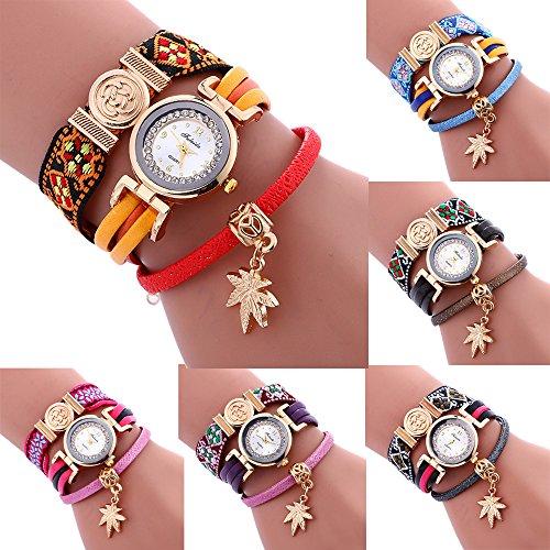 overdose-women-artificial-leather-band-leaves-pendant-quartz-bracelet-wrist-watch