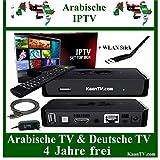ARAB IPTV ARABISCHE TV SENDER 4 JAHRE & TOP QUALITÄT IPTV ARABIC IPTV 200 ARABISCHE TV SENDER + 20 DEUTSCHE TV SENDER