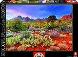 Puzzles Educa - Puzzle Atardecer En Red Rock, Arizona, Estados Unidos, 4000 Piezas (16324)