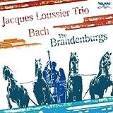 Songtexte von Jacques Loussier Trio - Bach: The Brandenburgs