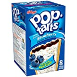 Frosted Blueberry Pop-Tarts